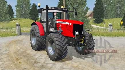 Massey Ferguson 6480 FL console para Farming Simulator 2015