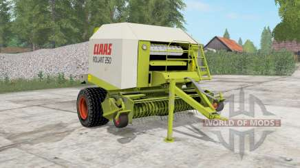 Claas Rollant 250 RotoCut para Farming Simulator 2017