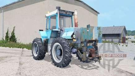 KHTZ-16331 cor azul brilhante para Farming Simulator 2015