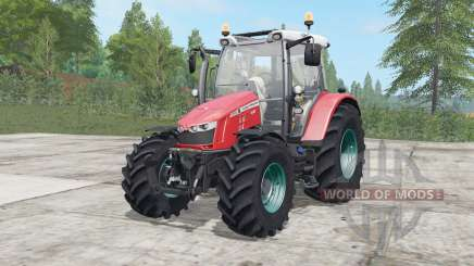 Massey Ferguson 5710-5713 S para Farming Simulator 2017
