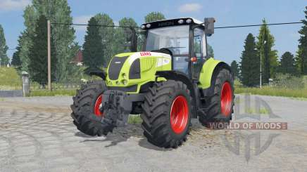 Claas Arion 620 washable para Farming Simulator 2015