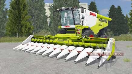 Claas Lexion 780 rio grande para Farming Simulator 2015