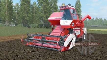 SK-5МЭ-1 Niva-Effe para Farming Simulator 2017