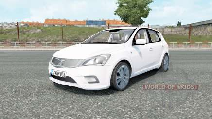 Kia Ceed (ED) 2009 para Euro Truck Simulator 2