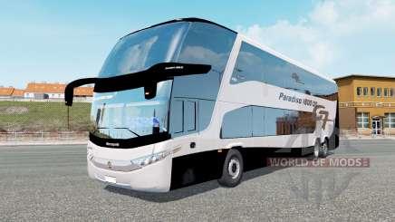 Marcopolo Paradiso 1800 DD (G7) para Euro Truck Simulator 2