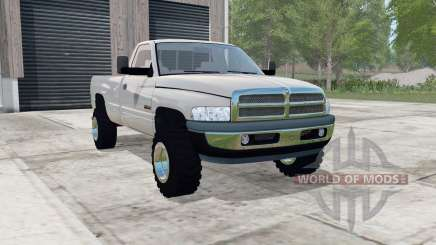 Dodge Ram 2500 Regular Cab 1994 para Farming Simulator 2017