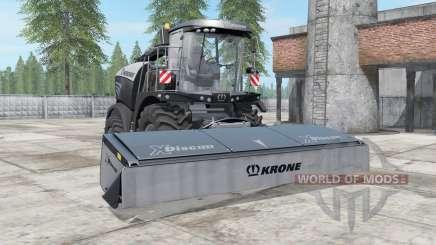 Krone BiG X 580 Limitierte Auflage para Farming Simulator 2017