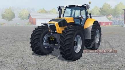 Deutz-Fahr Agrotron X 720 saffron mango para Farming Simulator 2013