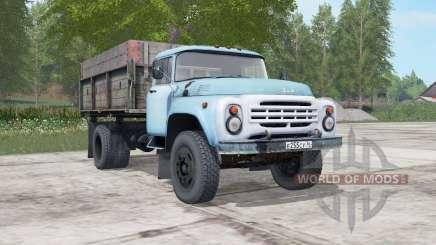 ZIL-MMZ-554 soft-cor azul para Farming Simulator 2017