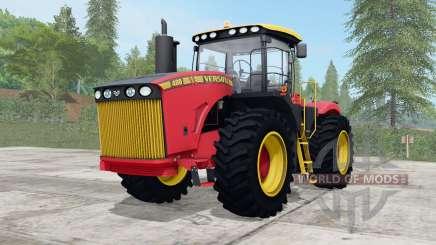 Versatile 400 deep carmine pink para Farming Simulator 2017