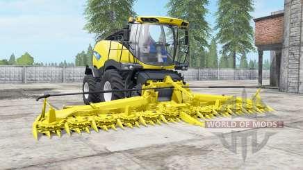 A New Holland FR850 com bunkeᶉ para Farming Simulator 2017