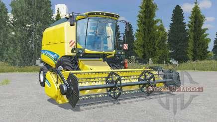 New Holland TC4.90 pantone yellow para Farming Simulator 2015