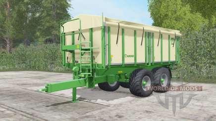 Krone TKD 240 high capacity para Farming Simulator 2017