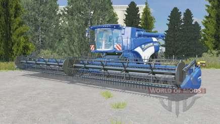 New Holland CR10.90 ocean boat blue para Farming Simulator 2015