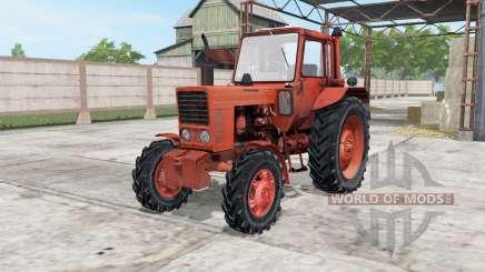 MTZ-82 Bielorrússia frente pogostick para Farming Simulator 2017