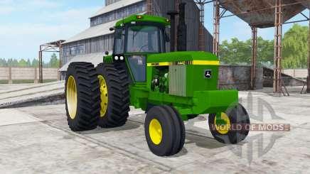 John Deere 4240&4440 para Farming Simulator 2017