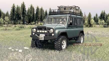 UAZ-3153 1999 para Spin Tires