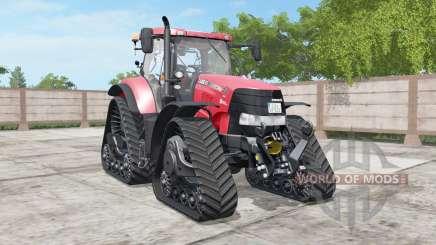 Case IH Puma 185-240 CVX track systems para Farming Simulator 2017