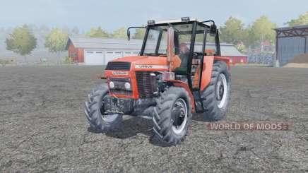 Ursus 1014 ᶆanual de ignição para Farming Simulator 2013