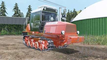 W-150 macio cor vermelha para Farming Simulator 2015