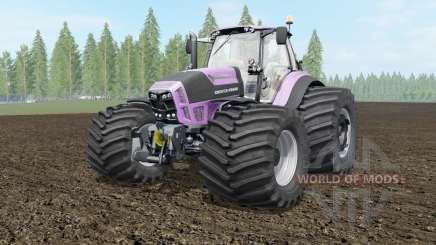 Deutz-Fahr 7210-7250 TTV Agroƫron para Farming Simulator 2017