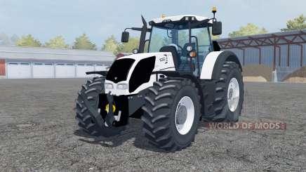 Valtra S352 manual ignition para Farming Simulator 2013
