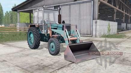 UMZ-6КЛ com PKU para Farming Simulator 2017