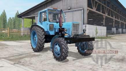 MTZ-80, Bielorrússia olubi Okas para Farming Simulator 2017
