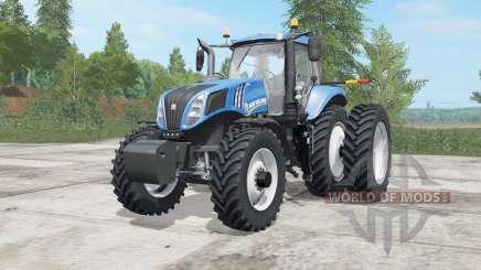 New Holland T8.320-T8.435 para Farming Simulator 2017