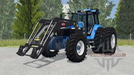 Ford 8970 front loader para Farming Simulator 2015