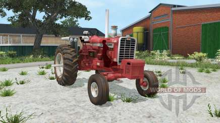 Farmall 1206 bittersweet shimmer para Farming Simulator 2015