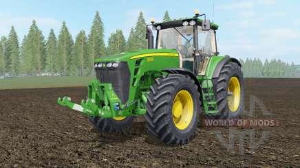 John Deere 8130-8530 para Farming Simulator 2017