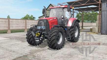 Case IH Puma 130-175 CVX carnation para Farming Simulator 2017