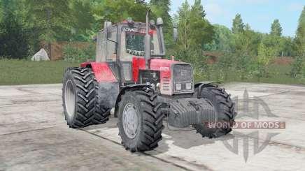 MTZ-1221 Белаꝓус para Farming Simulator 2017