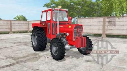 IMT 577 DV vivid red para Farming Simulator 2017
