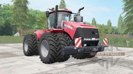 Case IH Steiger 370-620 sizzling red para Farming Simulator 2017