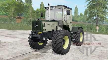 Mercedes-Benz Trac 1000&1100 para Farming Simulator 2017