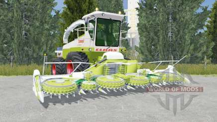 Claas Jaguar 685 citron para Farming Simulator 2015