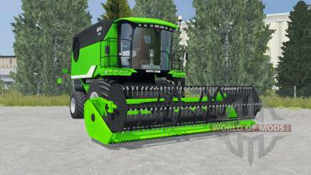 Deutz-Fahr 6095 HTS ɠreen para Farming Simulator 2015