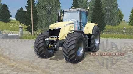 Massey Ferguson 8737 blond para Farming Simulator 2015