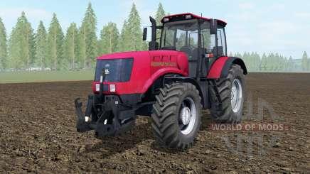 MTZ-3022ДЦ.1 Bielorrússia para Farming Simulator 2017