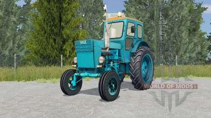 T-40, de cor azul, para Farming Simulator 2015