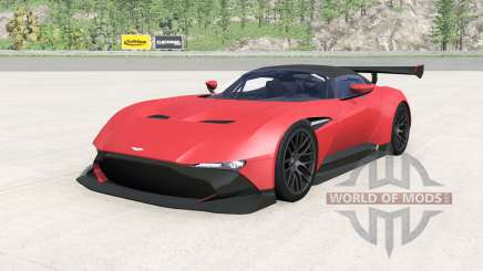 Aston Martin Vulcan 2015 para BeamNG Drive