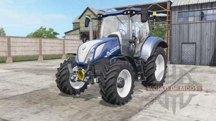 New Holland T5&T6 series para Farming Simulator 2017