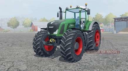 Fendt 936 Vario crayola green para Farming Simulator 2013