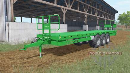 Laumetris PTL-20R pantone green para Farming Simulator 2017