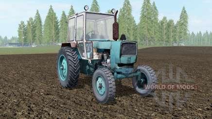 UMZ-6КЛ carregador frontal para Farming Simulator 2017