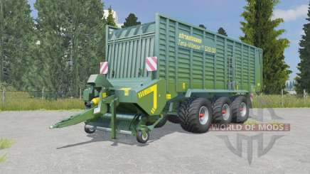 Strautmann Tera-Vitesse CFS 5201 DO hippie green para Farming Simulator 2015