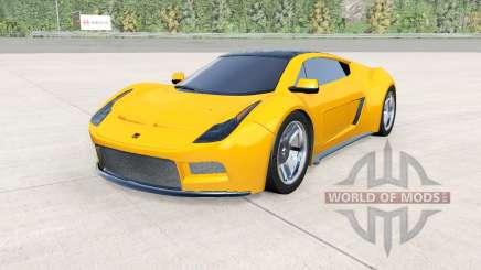 Saleem S5S Raptor para BeamNG Drive