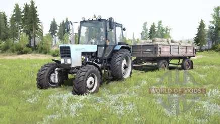 MTZ-82.1 Bielorrússia para MudRunner